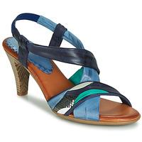 Boty Ženy Sandály Betty London POULOI Modrá / Zelená