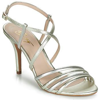 Boty Ženy Sandály Betty London JIKOTIPE Zlatá / Stříbrná