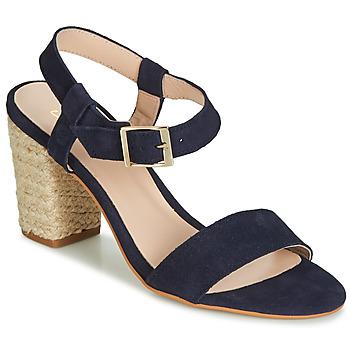 Boty Ženy Sandály Betty London JIKOTIFE Tmavě modrá