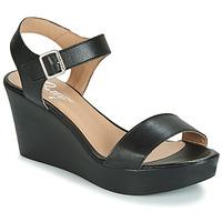 Boty Ženy Sandály Betty London CHARLOTA Černá