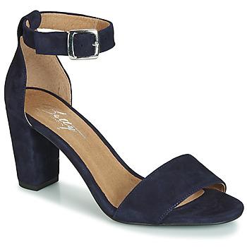 Boty Ženy Sandály Betty London CRETOLIA Tmavě modrá