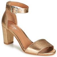 Boty Ženy Sandály Betty London CRETOLIA Zlatá