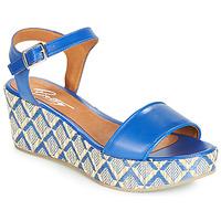 Boty Ženy Sandály Betty London JIKOTERE Modrá