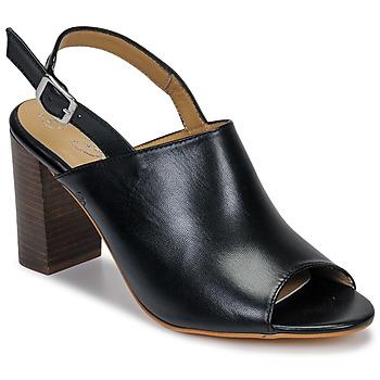 Boty Ženy Sandály Betty London JIKOTEGE Černá