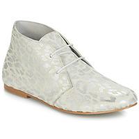 Boty Ženy Kotníkové boty Ippon Vintage HYP ARY Bílá / Stříbrná