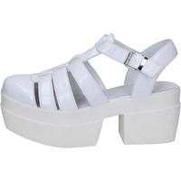 Boty Ženy Sandály Cult BT539 Bílý