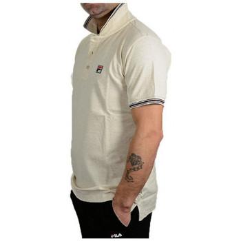 Textil Muži Polo s krátkými rukávy Fila
