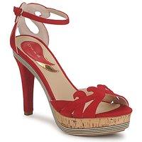 Boty Ženy Sandály Etro 3488 Červená