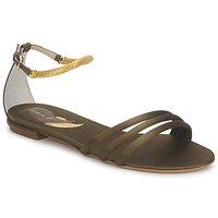 Boty Ženy Sandály Etro 3461 Zelená