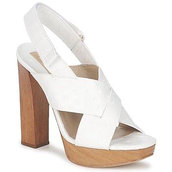 Boty Ženy Sandály Michael Kors MK18072 Bílá