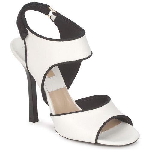 Boty Ženy Sandály Michael Kors MK18111 Bílá