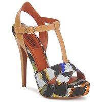 Boty Ženy Sandály Missoni TM69 Vícebarevná