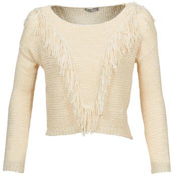 Textil Ženy Svetry Betty London CAZE Béžová