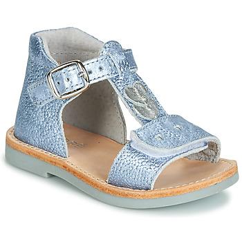 Boty Chlapecké Sandály André POESIE Modrá