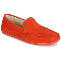 Boty Muži Mokasíny André BIGOLO Oranžová
