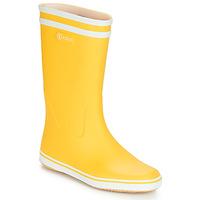 Boty Ženy Holínky Aigle MALOUINE BT Žlutá