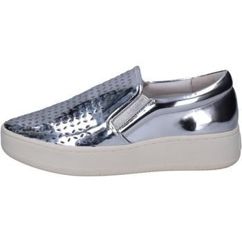 Boty Ženy Street boty Uma Parker Nazouvat Boty BT564 Stříbrný