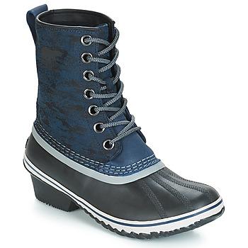 Boty Ženy Zimní boty Sorel SLIMPACK 1964 Modrá / Černá