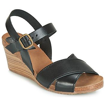Boty Ženy Sandály Kickers SALAMBO Černá