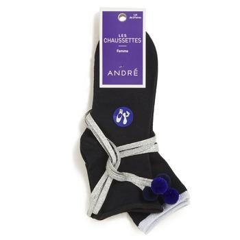 Textilní doplňky Ženy Ponožky André DANSE Tmavě modrá