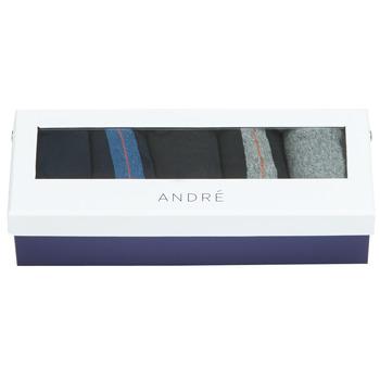 Textilní doplňky Muži Ponožky André MATHEW Vícebarevná