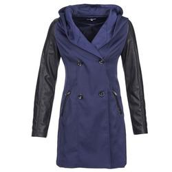 Textil Ženy Pláště Betty London CAMILLE Tmavě modrá