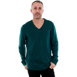 Textil Muži Svetry Calvin Klein Jeans J3EJ300649 910 Verde