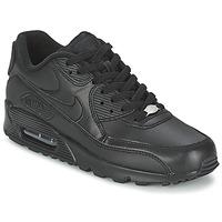 Boty Muži Nízké tenisky Nike AIR MAX 90 Černá
