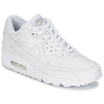 Boty Muži Nízké tenisky Nike AIR MAX 90 Bílá