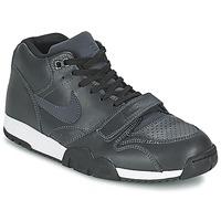 Boty Muži Nízké tenisky Nike AIR TRAINER 1 MID Černá