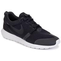 Boty Muži Nízké tenisky Nike ROSHE RUN Černá