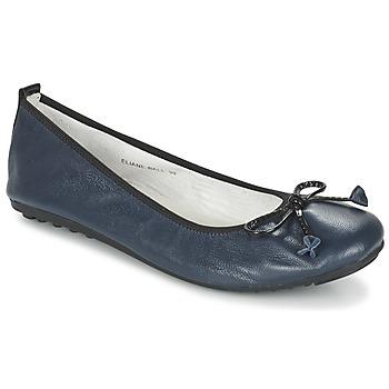Boty Ženy Baleríny  Mac Douglas ELIANE Tmavě modrá