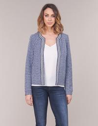 Textil Ženy Saka / Blejzry Marc O'Polo CARACOLITE Modrá