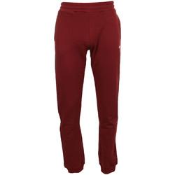 Textil Muži Teplákové kalhoty Fila Tadeo Tape Sweat Pant Červená