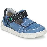 Boty Chlapecké Sandály Kickers WHATSUP Modrá