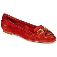 Boty Ženy Mokasíny StylistClick NIAKO Červená