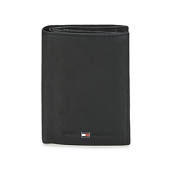 Taška Muži Náprsní tašky Tommy Hilfiger JOHNSON N/S WALLET W/COIN POCKET Černá