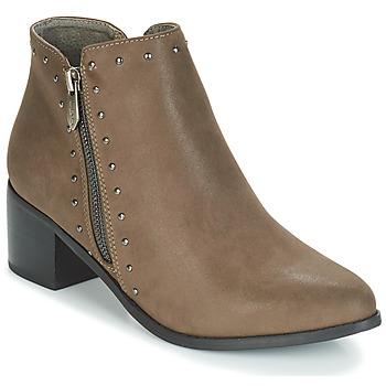 Boty Ženy Polokozačky LPB Shoes JUDITH Khaki