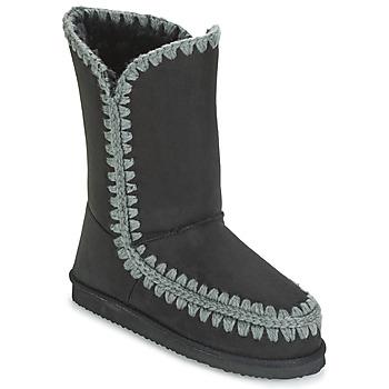 Boty Ženy Kozačky LPB Shoes NATHALIE Černá