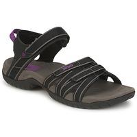 Boty Ženy Sportovní sandály Teva TIRRA Černá / Šedá