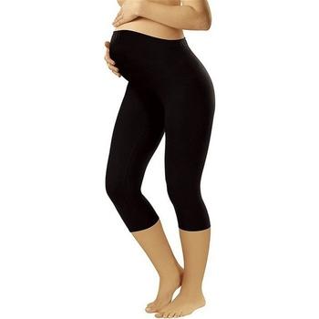 Textil Ženy Legíny Italian Fashion Těhotenské legíny Leggins short black