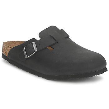 Boty Pantofle Birkenstock BOSTON PREMIUM Černá