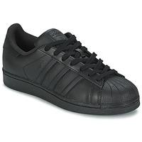 Boty Nízké tenisky adidas Originals SUPERSTAR FOUNDATION Černá