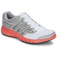 Boty Muži Běžecké / Krosové boty adidas Performance GALACTIC ELITE M Bílá / Šedá / Oranžová