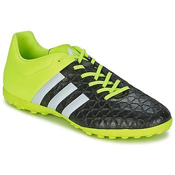 Boty Muži Fotbal adidas Performance ACE 15.4 TF Černá / Žlutá
