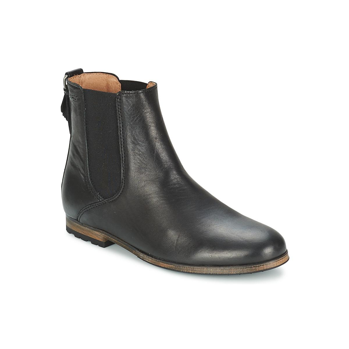 Kotnikove boty Aigle MONTAIGU 2 Černá
