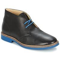 Boty Muži Kotníkové boty Aigle DIXON MID 3 Černá