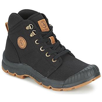 Boty Muži Kotníkové boty Aigle TENERE LIGHT Černá