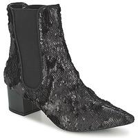 Boty Ženy Kotníkové boty RAS ANAHI Černá