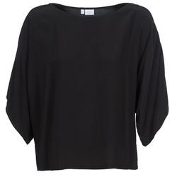 Textil Ženy Halenky / Blůzy Alba Moda 202586 Černá
